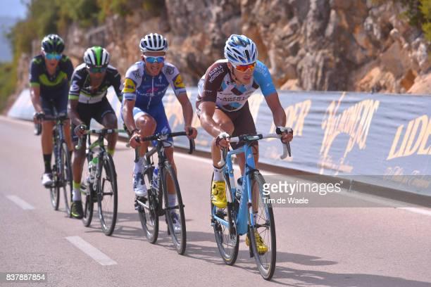 72nd Tour of Spain 2017 / Stage 5 Alexis GOUGEARD / Julian ALAPHILIPPE / Benicassim Alcossebre 340m / La Vuelta /