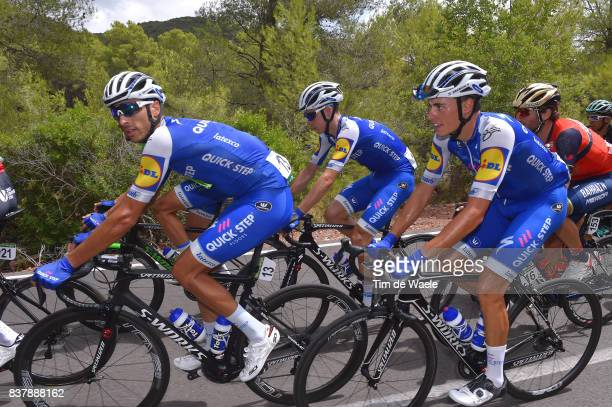 72nd Tour of Spain 2017 / Stage 5 Eros CAPECCHI / MAS NICOLAU Enric / Benicassim Alcossebre 340m / La Vuelta /