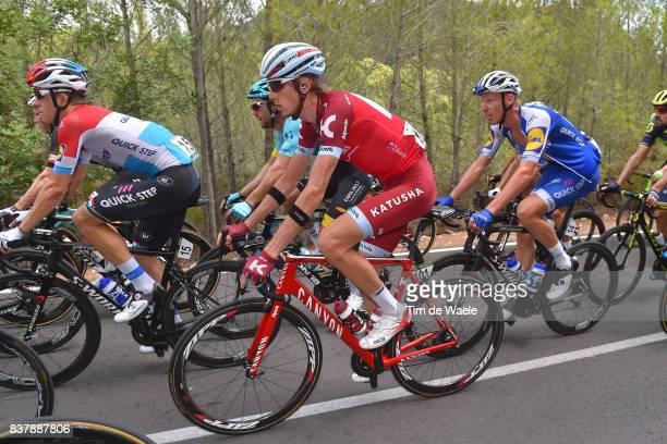 72nd Tour of Spain 2017 / Stage 5 Ilnur ZAKARIN / Benicassim Alcossebre 340m / La Vuelta /