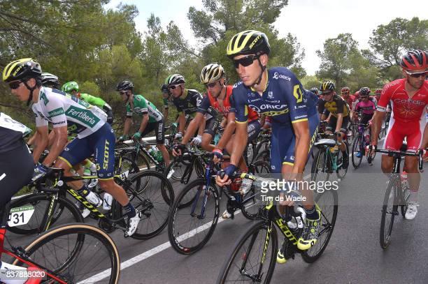 72nd Tour of Spain 2017 / Stage 5 Johan Esteban CHAVES White Combinate Jersey / Carlos VERONA / Benicassim Alcossebre 340m / La Vuelta /