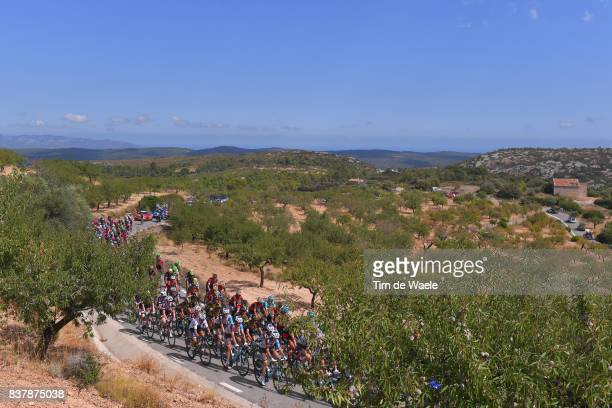 72nd Tour of Spain 2017 / Stage 5 Landscape / Peloton / Benicassim Alcossebre 340m / La Vuelta /