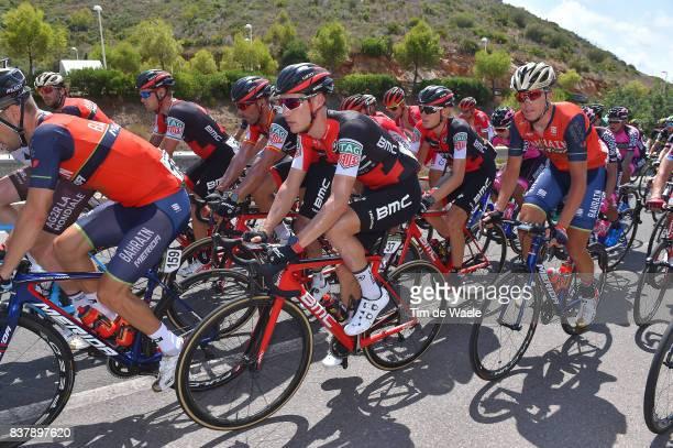 72nd Tour of Spain 2017 / Stage 5 Loic VLIEGEN / BMC Racing Team / Peloton / Benicassim Alcossebre 340m / La Vuelta /