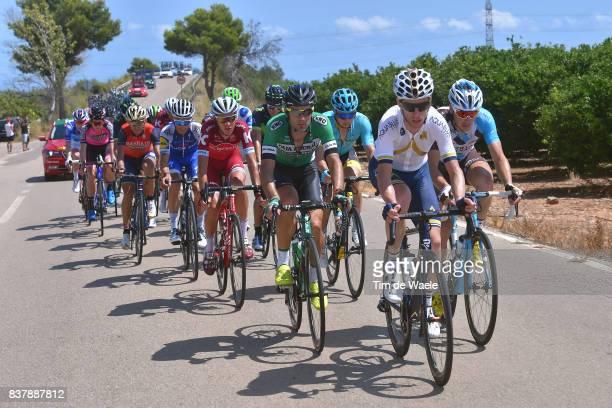 72nd Tour of Spain 2017 / Stage 5 Michel KREDER / Luis Guillermo MAS / Matvey MAMYKIN / Alexis GOUGEARD / Benicassim Alcossebre 340m / La Vuelta /