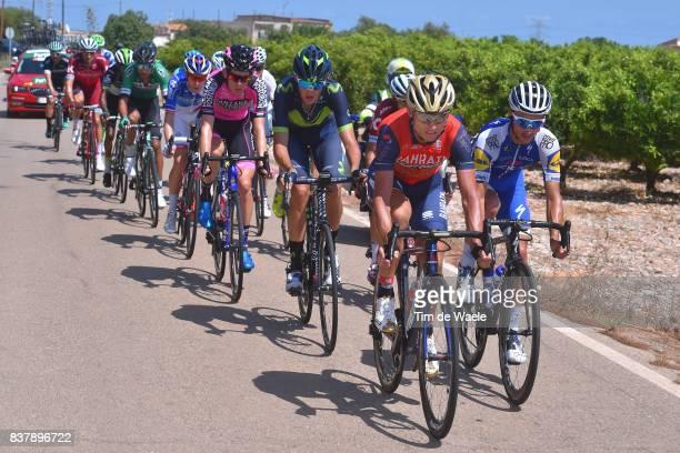 72nd Tour of Spain 2017 / Stage 5 Valerio AGNOLI / Julian ALAPHILIPPE / Marc SOLER / Benicassim Alcossebre 340m / La Vuelta /