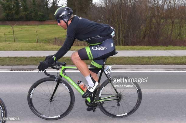 72th Omloop Het Nieuwsblad 2017 Dennis VAN WINDEN / Gent Gent / Flanders Classics /