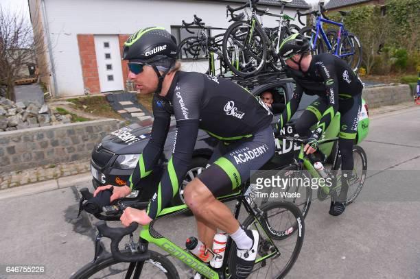 72th Omloop Het Nieuwsblad 2017 Dennis VAN WINDEN / Zakkari DEMPSTER / Gent Gent / Flanders Classics /