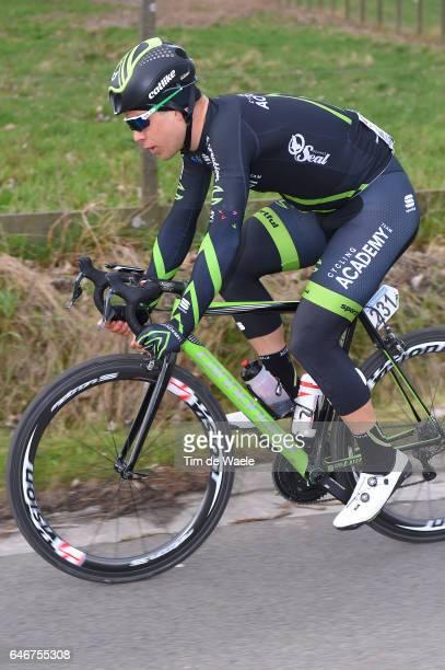 72th Omloop Het Nieuwsblad 2017 Guillaume BOIVIN / Gent Gent / Flanders Classics /