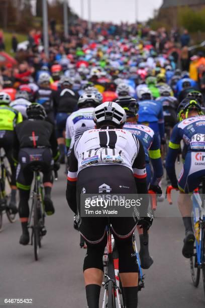 72th Omloop Het Nieuwsblad 2017 Peloton / Renson / Berendries / Gent Gent / Flanders Classics /