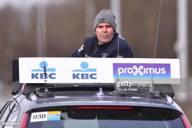 72th Omloop Het Nieuwsblad 2017 Peter VAN PETEGEM Race Director / Gent Gent / Flanders Classics /