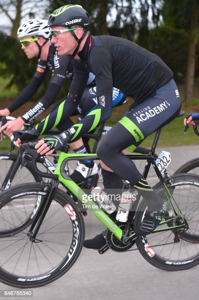 72th Omloop Het Nieuwsblad 2017 Zakkari DEMPSTER / Gent Gent / Flanders Classics /