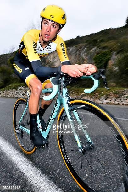 73th Paris Nice 2015 / Stage 7/ BENNETT George NZL Nice Col d'Eze / Time Trial Contre La Montre Tijdrit TT / Eze / Etape Rit / Tim De Waele