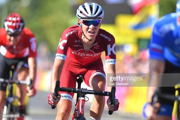 74th Tour of Poland 2017 / Stage 2 Arrival / Simon SPILAK / Tarnowskie Gory Katowice / TDP / Tour de Pologne /