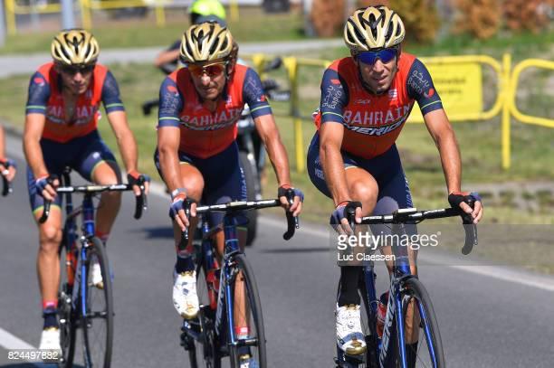 74th Tour of Poland 2017 / Stage 2 Vincenzo NIBALI / Tarnowskie Gory Katowice / TDP / Tour de Pologne /