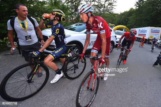 74th Tour of Poland 2017 / Stage 3 Adam YATES / Ilnur ZAKARIN / Jaworzno Szczyrk 643m / TDP / Tour de Pologne /