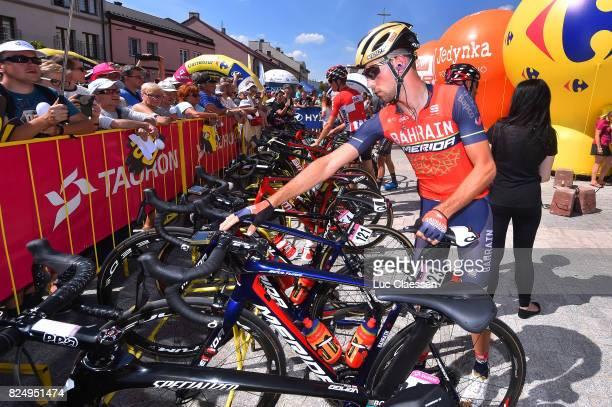 74th Tour of Poland 2017 / Stage 3 Antonio NIBALI / Jaworzno Szczyrk 643m / TDP / Tour de Pologne /