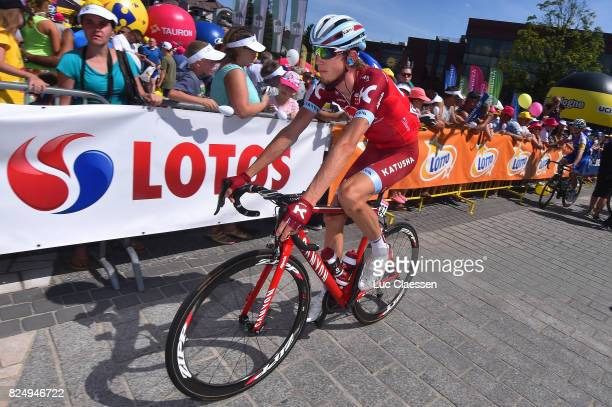 74th Tour of Poland 2017 / Stage 3 Ilnur ZAKARIN / Jaworzno Szczyrk 643m / TDP / Tour de Pologne /