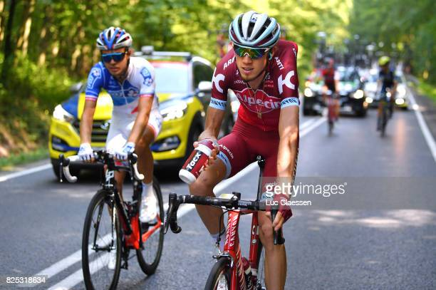 74th Tour of Poland 2017 / Stage 4 Ilnur ZAKARIN / Bottle / Zawiercie Zabrz / TDP / Tour de Pologne /