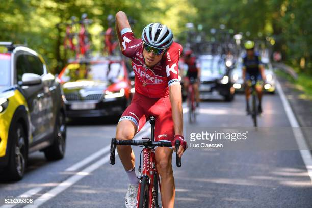 74th Tour of Poland 2017 / Stage 4 Ilnur ZAKARIN / Feed Zone / Bottle / Zawiercie Zabrz / TDP / Tour de Pologne /