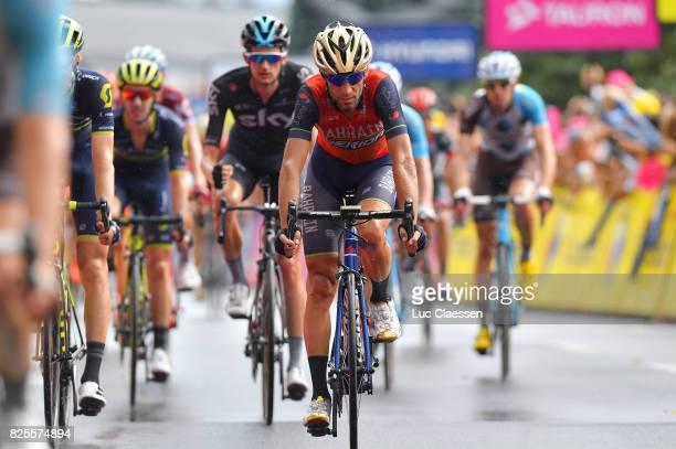 74th Tour of Poland 2017 / Stage 5 Arrival / Vincenzo NIBALI / Olimp Nagawczyna Rzeszow / TDP / Tour de Pologne /