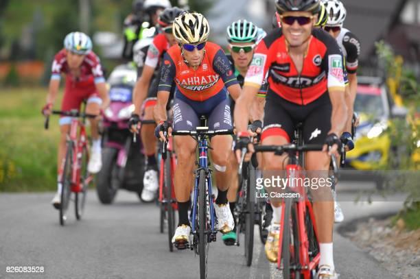 74th Tour of Poland 2017 / Stage 6 Vincenzo NIBALI / Wieliczka Zakopane 864m / TDP / Tour de Pologne /