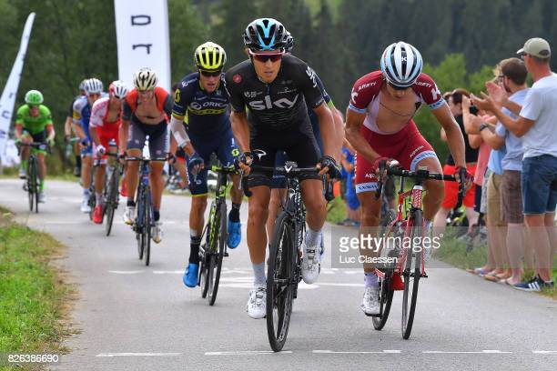 74th Tour of Poland 2017 / Stage 7 Diego ROSA / Simon SPILAK / Robert POWER / Bukovina Resort Bukowina Tatrzanska 954m / TDP / Tour de Pologne /