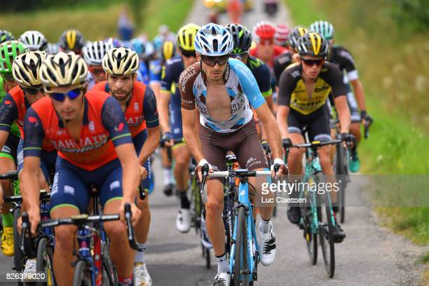 74th Tour of Poland 2017 / Stage 7 Hubert DUPONT / Peloton / Bukovina Resort Bukowina Tatrzanska 954m / TDP / Tour de Pologne /