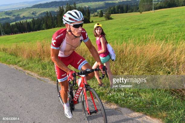 74th Tour of Poland 2017 / Stage 7 Simon SPILAK / Bukovina Resort Bukowina Tatrzanska 954m / TDP / Tour de Pologne /