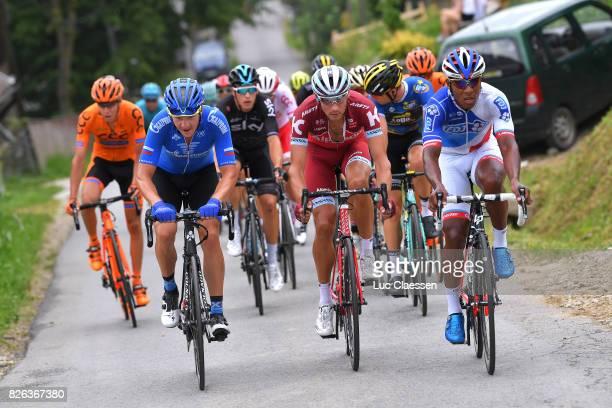 74th Tour of Poland 2017 / Stage 7 Simon SPILAK / Kevin REZA / Bukovina Resort Bukowina Tatrzanska 954m / TDP / Tour de Pologne /