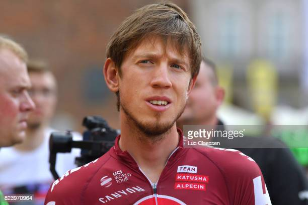 74th Tour of Poland 2017 / Team Presentation Ilnur ZAKARIN / Rynek Glowny Market Square / Team Presentation / Tour de Pologne /