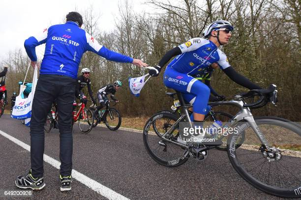 75th Paris Nice 2017 / Stage 3 Marcel KITTEL / Soigneur / Feed Zone / Chablis / ChalonsurSaone /