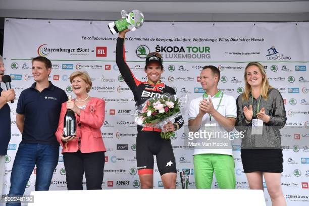 77th Tour of Luxembourg 2017 / Stage 4 Podium / Greg VAN AVERMAET / Celebration / Mersch Luxembourg /