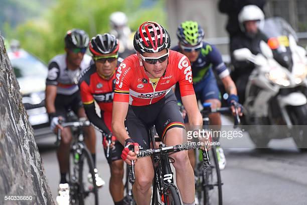 80th Tour of Swiss 2016 / Stage 5 Tim WELLENS / John Darwin ATAPUMA / Winner ANACONA GOMEZ / Natnael BERHANE / BrigGlis Cari 1626m / TDS /