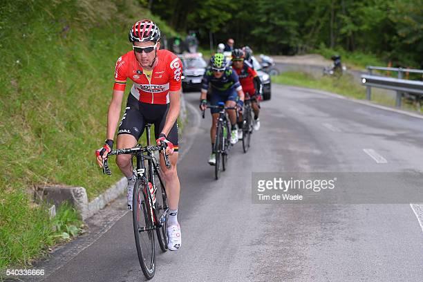 80th Tour of Swiss 2016 / Stage 5 Tim WELLENS / Winner ANACONA GOMEZ / John Darwin ATAPUMA / BrigGlis Cari 1626m / TDS /