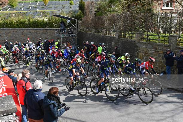 81st La Fleche Wallonne 2017 / Men Marc SOLER / Rory SUTHERLAND / Grand Place de Binche Mur de Huy / Waalse Pijl / Men /