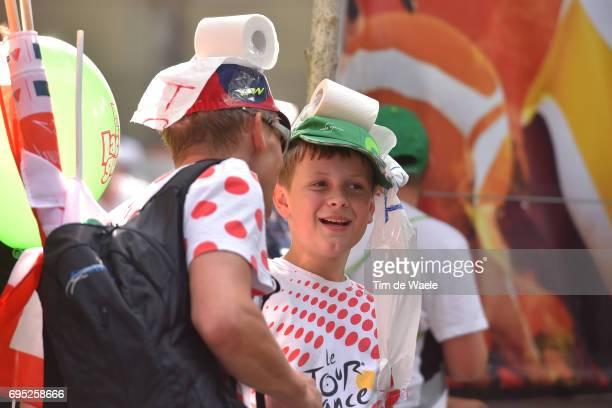 81st Tour of Switzerland 2017 / Stage 3 Fans / Tom DUMOULIN / Menziken Bern 560m / TDS/