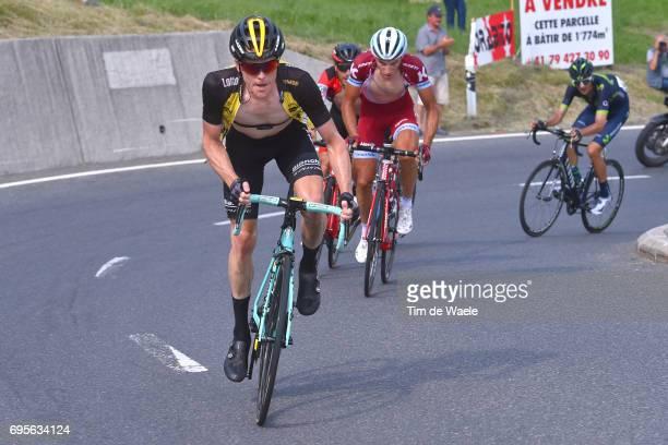 81st Tour of Switzerland 2017 / Stage 4 Steven KRUIJSWIJK / Bern VillarssurOllon 1327m / TDS/