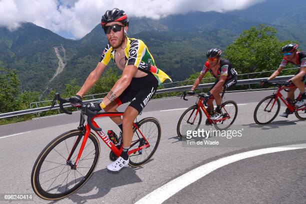 81st Tour of Switzerland 2017 / Stage 6 Damiano CARUSO Yellow Leader Jersey / Greg VAN AVERMAET / Team BMC Racing Team / Locarno La Punt Chamuesch...