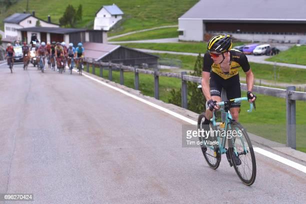 81st Tour of Switzerland 2017 / Stage 6 Steven KRUIJSWIJK / Locarno La Punt Chamuesch 1695m / TDS/