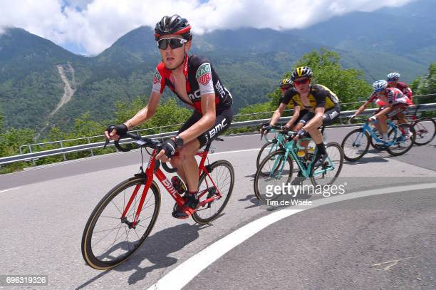 81st Tour of Switzerland 2017 / Stage 6 Tejay VAN GARDEREN / Steven KRUIJSWIJK / Locarno La Punt Chamuesch 1695m / TDS/