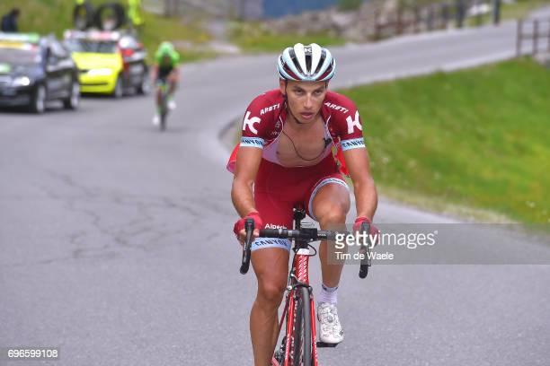 81st Tour of Switzerland 2017 / Stage 7 Simon SPILAK / Zernez SoldenTiefenbachferner 2780m / TDS/