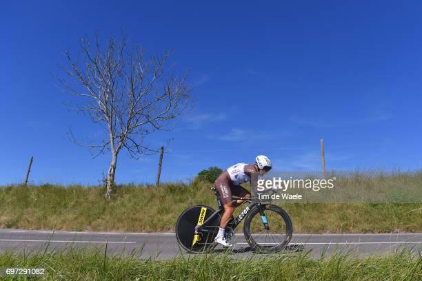 81st Tour of Switzerland 2017 / Stage 9 Domenico POZZOVIVO / Schaffhausen Schaffhausen / ITT/ Individual Time Trial/ TDS/