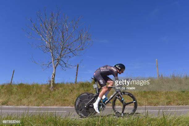 81st Tour of Switzerland 2017 / Stage 9 Tao GEOGHEGAN HART / Schaffhausen Schaffhausen / ITT/ Individual Time Trial/ TDS/