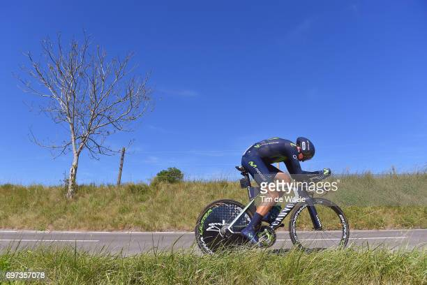 81st Tour of Switzerland 2017 / Stage 9 Victor DE LA PARTE / Schaffhausen Schaffhausen / ITT/ Individual Time Trial/ TDS/