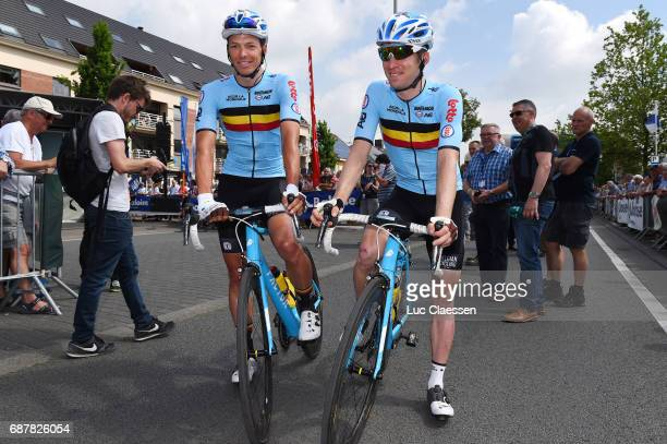 87th Tour of Belgium 2017 / Stage 1 Oliver NAESEN / Jan BAKELANTS / Lochristi Knokke Heist / Baloise / Tour of Belgium /