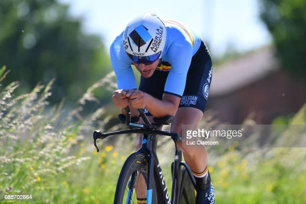 87th Tour of Belgium 2017 / Stage 3 Oliver NAESEN / Beveren Beveren Individual Time Trial / ITT/ Baloise / Tour of Belgium /