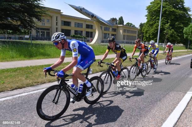 87th Tour of Belgium 2017 / Stage 5 Benjamin DECLERCQ / Tim DECLERCQ / Daan SOETE / Taco VAN DER HOORN / Tienen Tongeren / Baloise / Tour of Belgium /