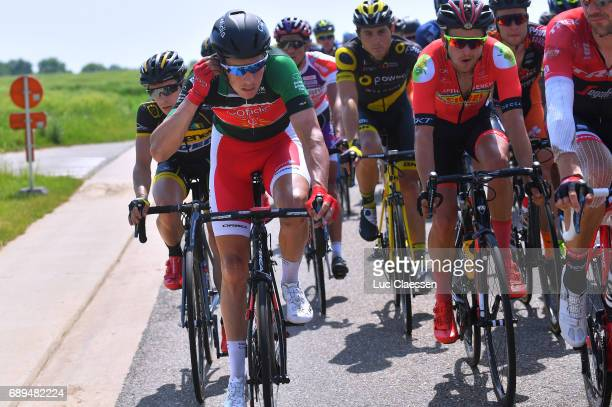 87th Tour of Belgium 2017 / Stage 5 Kenneth VAN BILSEN Green jersey/ Tienen Tongeren / Baloise / Tour of Belgium /
