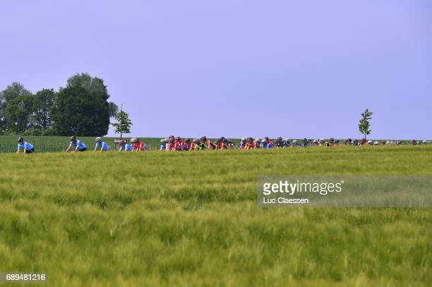 87th Tour of Belgium 2017 / Stage 5 Landscape / Peloton / Tienen Tongeren / Baloise / Tour of Belgium /