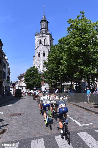 87th Tour of Belgium 2017 / Stage 5 Landscape / Village / Church / Peloton / Tienen Tongeren / Baloise / Tour of Belgium /