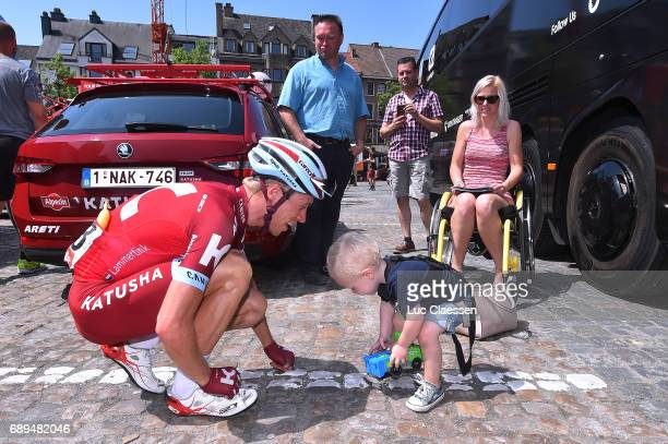 87th Tour of Belgium 2017 / Stage 5 Maurits LAMMERTINK / Family/ Tienen Tongeren / Baloise / Tour of Belgium /